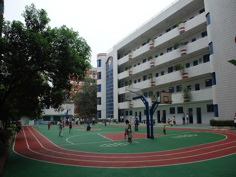 二部教学楼